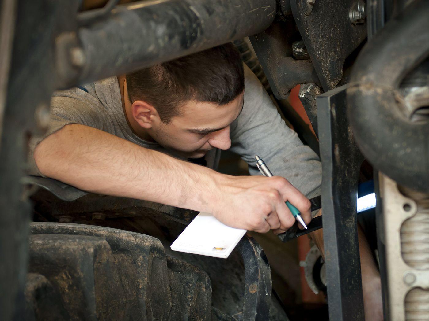 Nicollier Landmaschinen Affoltern a.A. - Service